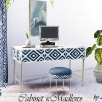 """Набор мебели для кабинета """"Madlen"""" ."""