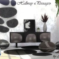 Набор мебели и декора для прихожей Presage