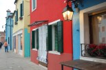more colored houses in burano