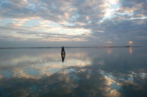 water off burano island