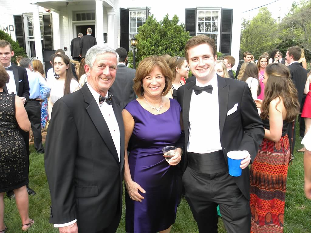 Parents Formal 2015 Virginia Beta Amp Phi Society