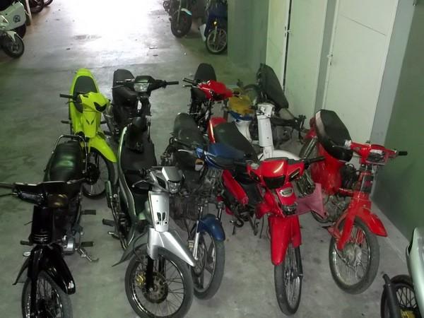 Αποτέλεσμα εικόνας για κλοπών οχημάτων μοτοποδηλατων
