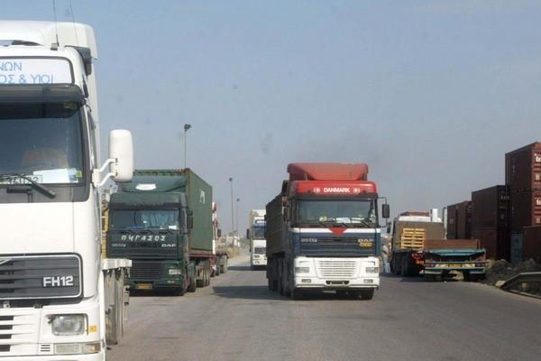 Απαγόρευση κυκλοφορίας φορτηγών άνω του 1,5 τόνου