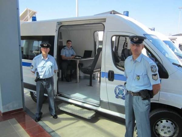 Εβδομαδιαίο Δρομολόγιο Κινητής Αστυνομικής Μονάδας Αχαΐας 19-03-2018 έως 25-03-2018