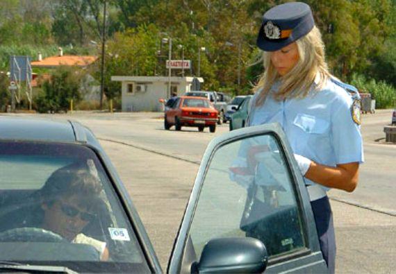 Συνεχίζεται το στοχευμένο πρόγραμμα της Ελληνικής Αστυνομίας για την αντιμετώπιση των «επικίνδυνων» τροχονομικών παραβάσεων