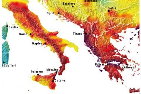 LE MONDE-Σεισμούς 9 Ρίχτερ στην Ελλάδα προβλέπουν 50 επιστήμονες σε αυτές τις περιοχές-ΛΙΣΤΑ
