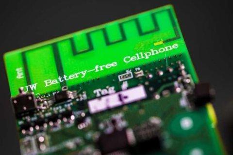 Το πρώτο πειραματικό κινητό τηλέφωνο που δεν χρειάζεται μπαταρία