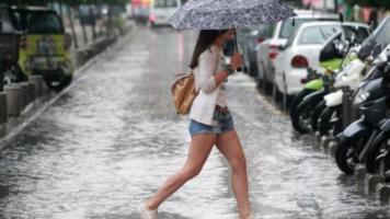 καιρικό βροχή