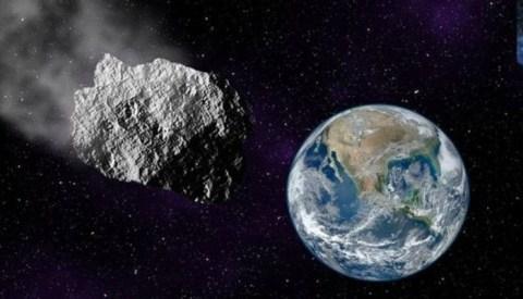 Ένας αστεροειδής με μέγεθος ενός σπιτιού, πέρασε σήμερα το πρωί ξυστά από το Γη