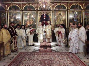 Ιερό Ναό Εισοδίων