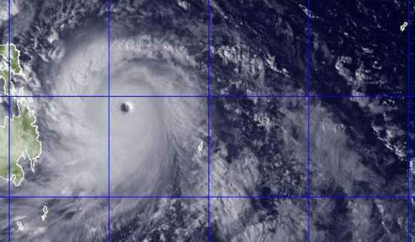Καιρος Τυφώνας