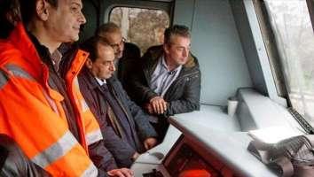νέο τρένο Αθήνα Θεσσαλονίκη