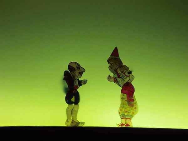 Αίγιο: Το θέατρο σκιών του Χρ. Πατρινού στο ΠολυΤεχνείο