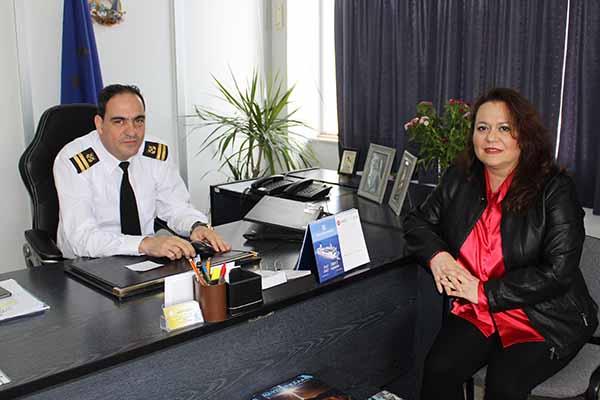 Μιχάλης Κωστάκης: Νέος Διοικητής του Λιμενικού τμήματος Αιγίου