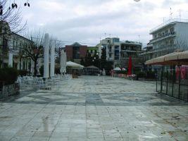 Πλατεία Αγίας Λαύρας