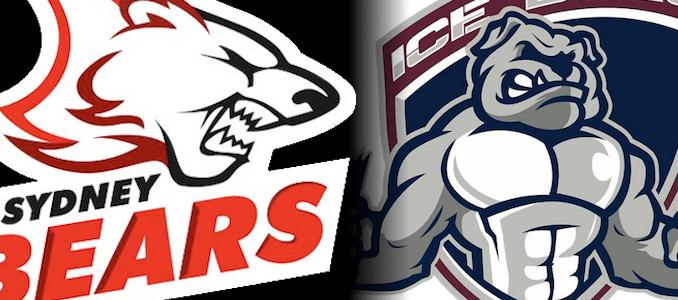 Bears vs Ice Dogs
