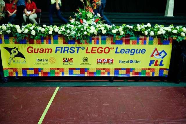 2016 First Lego League