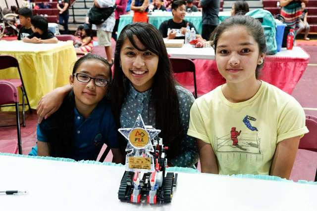 2016 First Lego League