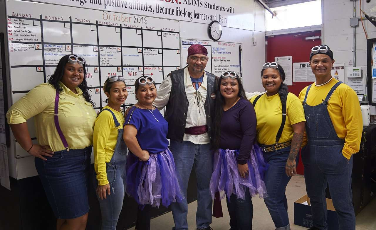 Halloween Activity Agueda I Johnston Middle School
