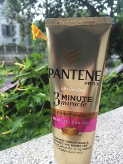 pantene pro v hair fall control 3 minute miracle