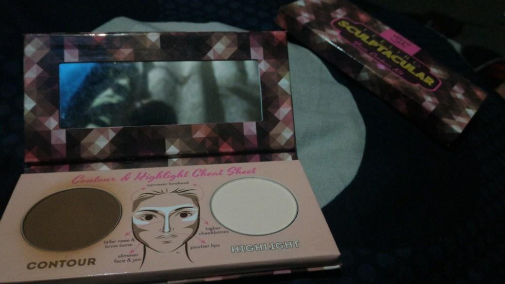 Happy Skin Sculptactular Contour Kit