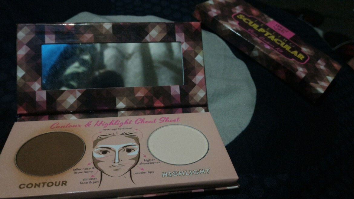 Happy Skin Sculptactular Contour Kit