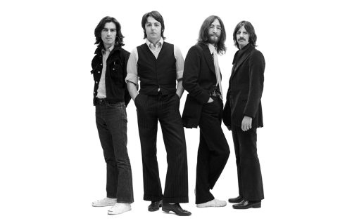 walpaper 1280 x 800 the beatles by apple.com