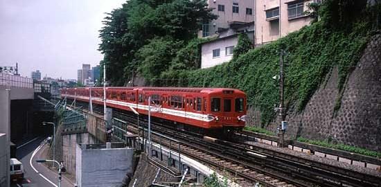 Trenes nipones en el subte de Buenos Aires