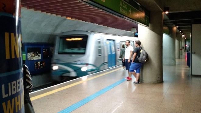 Metro San Pablo