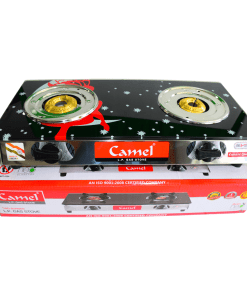 CAMEL Gas Stove (Glass Top)