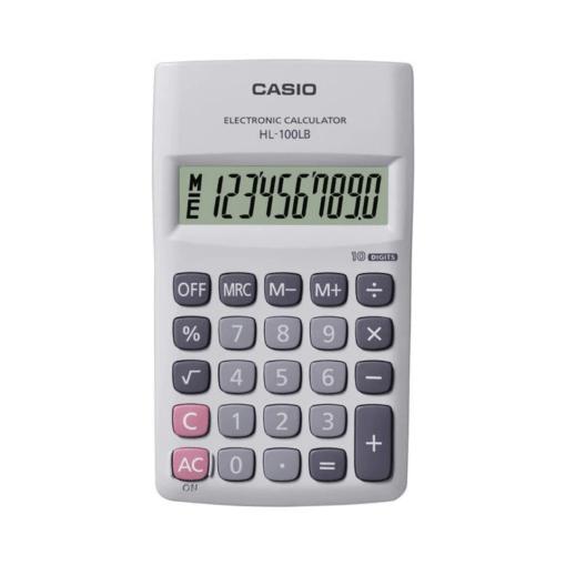 CASIO HL-100LB