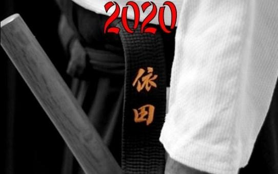 Vœux de bonne année 2020