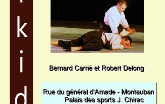 26 Janvier 2020 - Stage avec Bernard Carrié et Robert Delong à Montauban