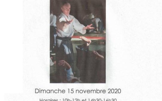 Stage 15 novembre 2020 au club de Fousseret
