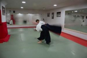 Aikido Beograd Seminar Pascal  07