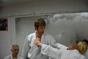 Aikido Beograd Seminar Pascal  06
