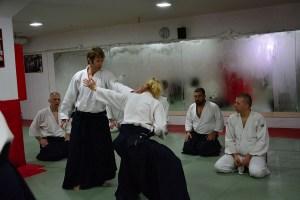 Aikido Beograd Seminar Pascal  05