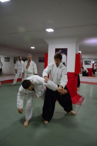 Aikido Beograd Seminar Pascal  12