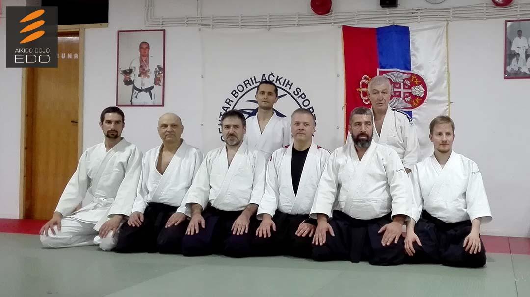 Dva nova seminara na sceni Aikido Beograd
