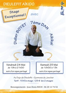 [:fr]Stage 25 mai 2019 – à Dieulefit dans la Drôme[:en]Seminar May 25 2019 – in Dieulefit, Drôme[:] @ Gymnase du Juncher