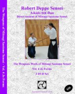 Robert Deppe Sensei teaches the Aikido Jo Kata of Mitsugi Saotome Shihan