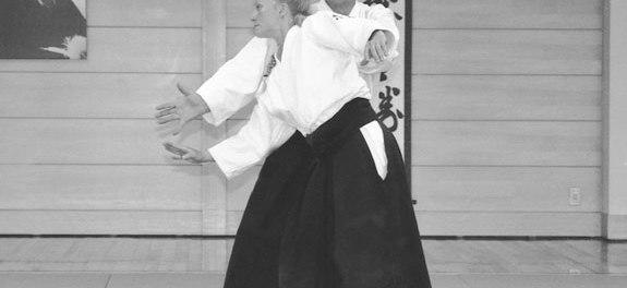 Irimi Nage Saito
