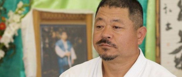 Saito Hitohiro Saito Sensei - Dento Iwama Ryu