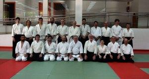 Foto de grupo del seminario de stephen colville 2015