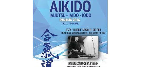 seminario aikido panama