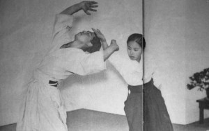 Takako Kunigoshi y Shigemi Yonekawa