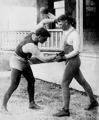 El boxeo se caracteriza por sus potentes movimiento lineales, dentro de un ritmo definido.