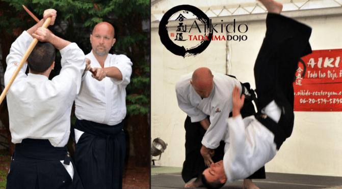 Aikido önvédelmi harcművészet felnőtteknek