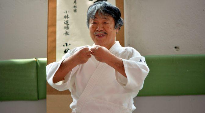 Igarashi Kazuo shihan (7. dan) seminar