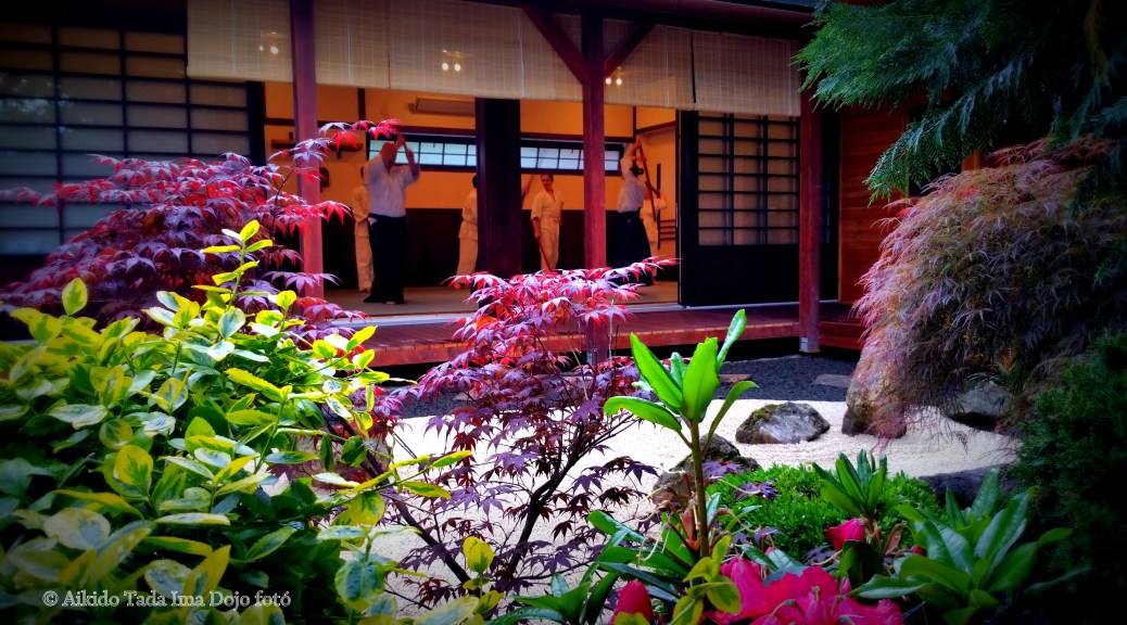 Aikido Tada Ima Dojo 2. baráti edzőtábora